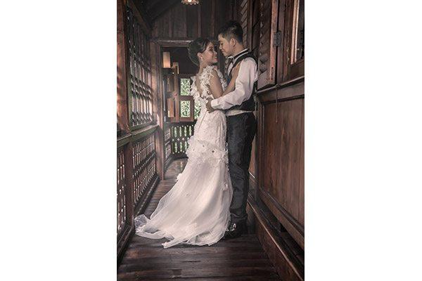 137 Pillars Pre-Wedding Package