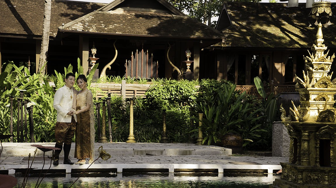 Pre-wedding venue Chiang Mai