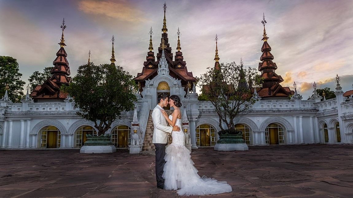 Chiang Mai Destination Weddings