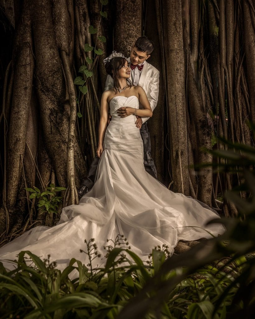 Chiang Mai wedding and Pre Wedding Services