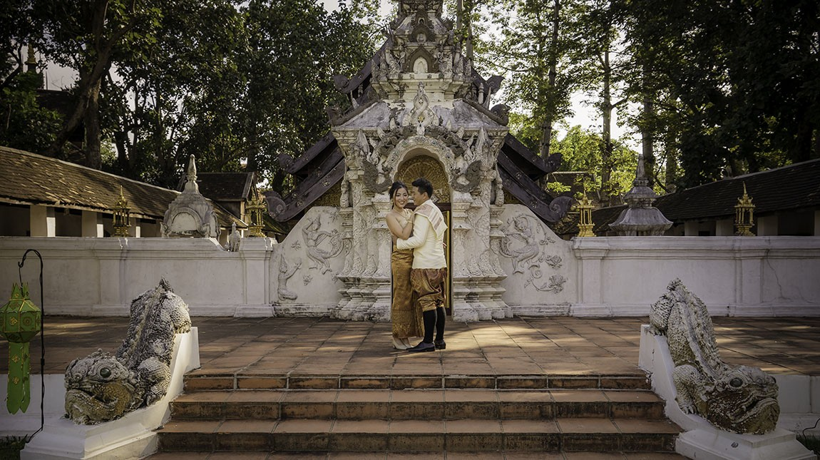 Dhara Dhevi Chiang Mai Wedding Venue