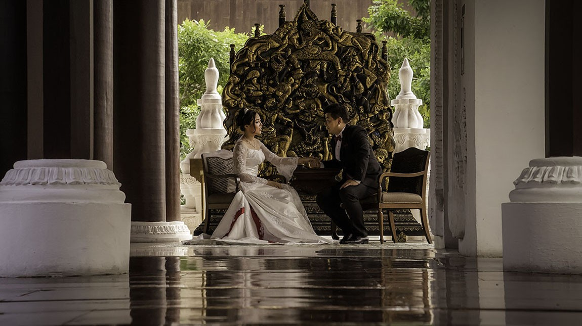 Wedding and pre wedding venue Chiang Mai