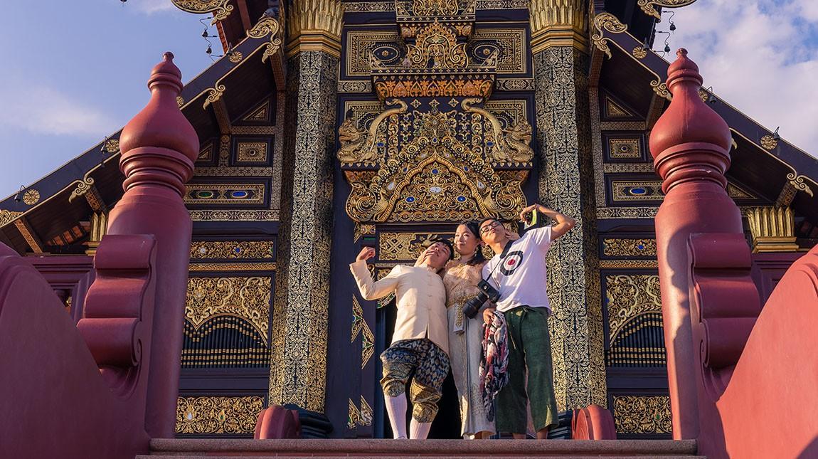 My Thai Wedding, Chiang Mai Destination